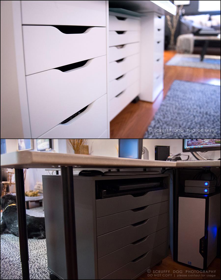 23 drawers